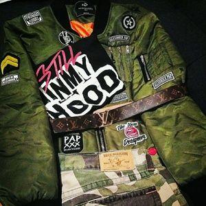 Show Jacket! Paris Alexander Pap